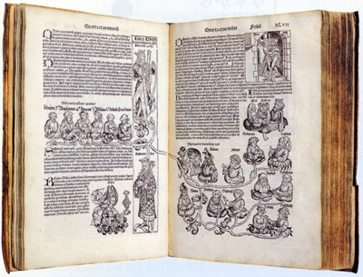 incunabula-Nuremberg Chronicle